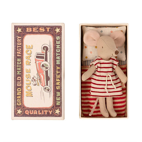 Big Sister Mouse in Matchbox