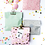 Thumbnail: Flat Paper Bag Heart You (M)