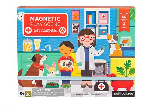 Magnetic Play Set Hospital