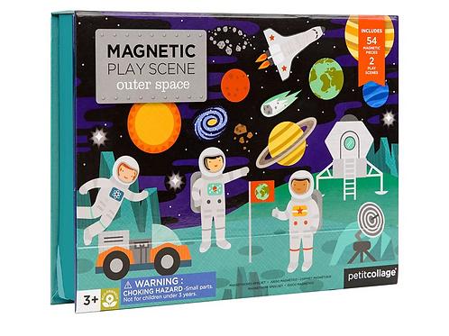 Magnetisches Spielset Weltraum