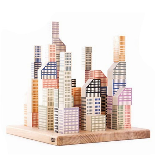Manhattan Blocks Set