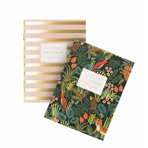 Dschungel Notizbuch