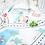 Thumbnail: L.A. Roadmap  Play Mat Bag