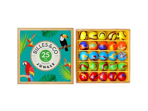 Jungle Marbles Mini Box