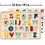 Thumbnail: Mehrsprachiges Holztablett-Puzzle