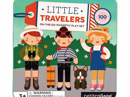 Magnetic Play Set Little Traveller
