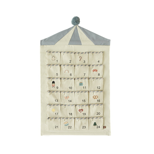Circus Christmas Calendar