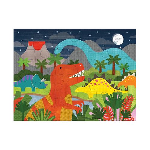 Dinosaurier Königreich Bodenpuzzle