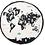 Thumbnail: World Map  Play Mat Bag