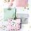 Thumbnail: Flat Paper Bag Sweet Heart (S)