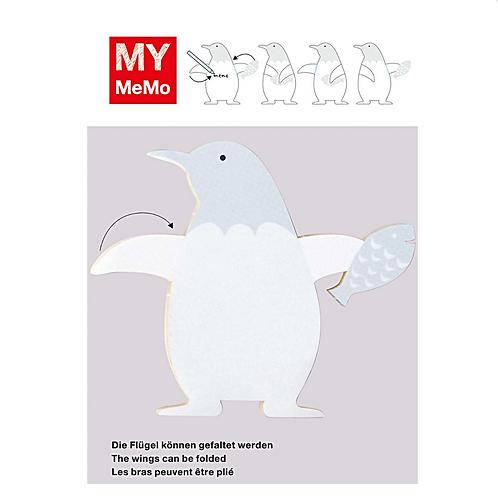 Pinguin Haftnotizen