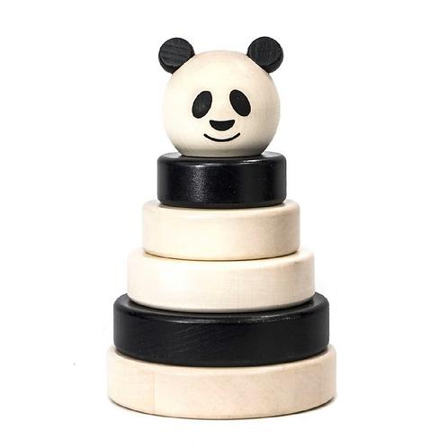 Panda Stapelturm