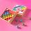 Thumbnail: Murmeln Mini Box Regenbogen Paradies