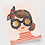 Thumbnail: Birthday Girl Greeting Card
