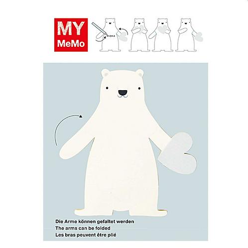 White Bear Sticky Notes