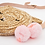 Thumbnail: Cat Cross Body Straw Bag