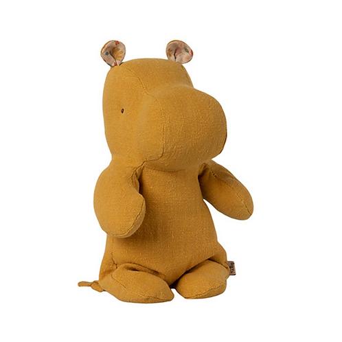 Small Hippo - Dusty Yellow
