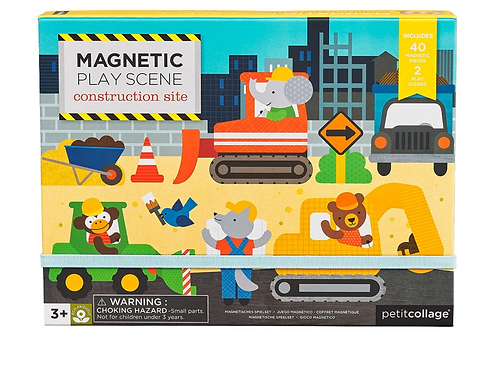Magnetic Play Set Construction