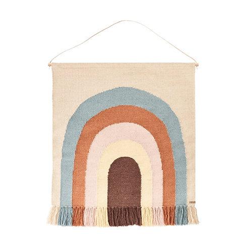 Rainbow Wall Rug
