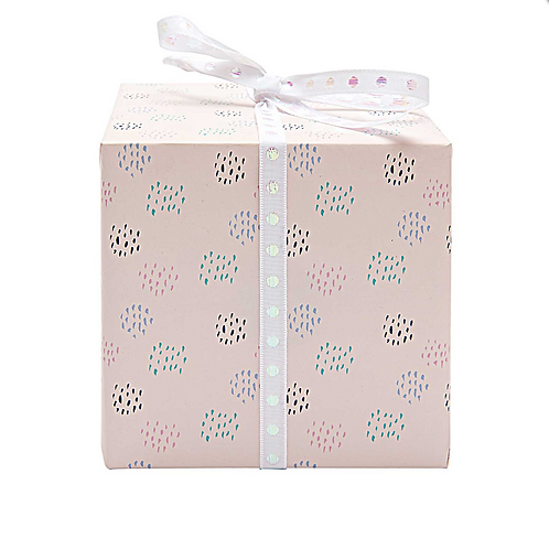 Lady Pink Wrapping Sheet