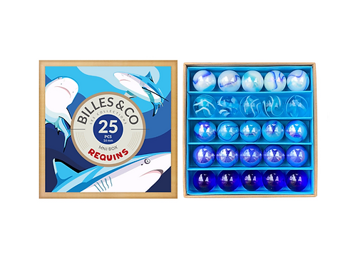 Shark Marbles Mini Box