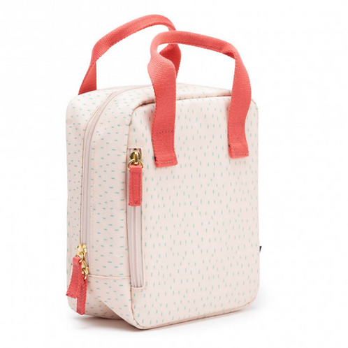 Blush Insulated Lunch Bag