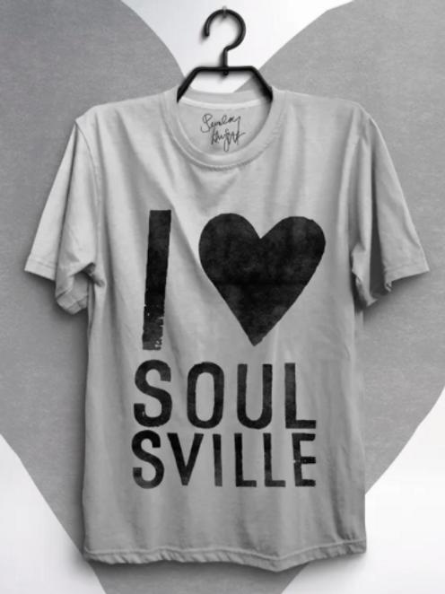Soulsville T-Shirt (Grey)