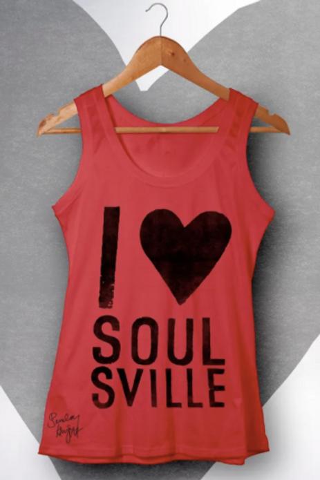 Soulsville Vest (Red)