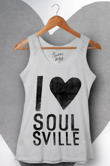 Soulsville Vest (Grey)
