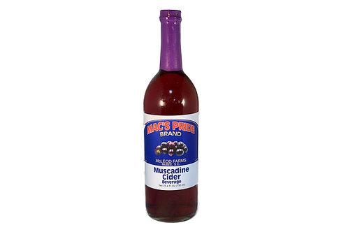 Muscadine Cider - Quart