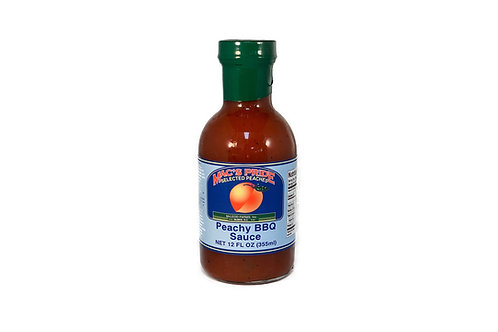 Carolina Peach BBQ Sauce - Small