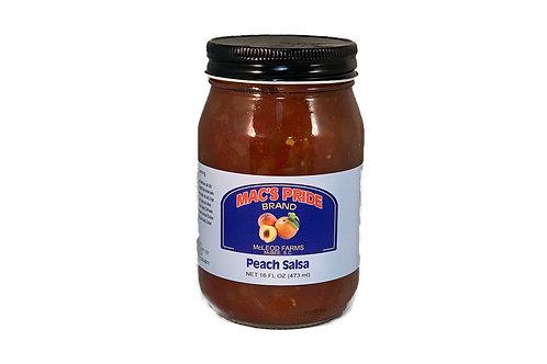 Peach Salsa - Pint