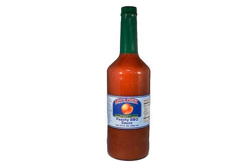 Carolina Peach BBQ Sauce - Large