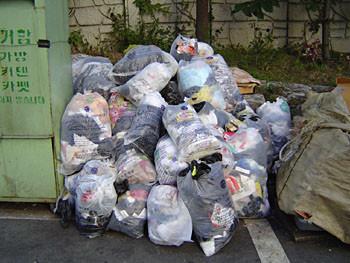 우리동네 쓰레기, 어떻게 해야할까요?