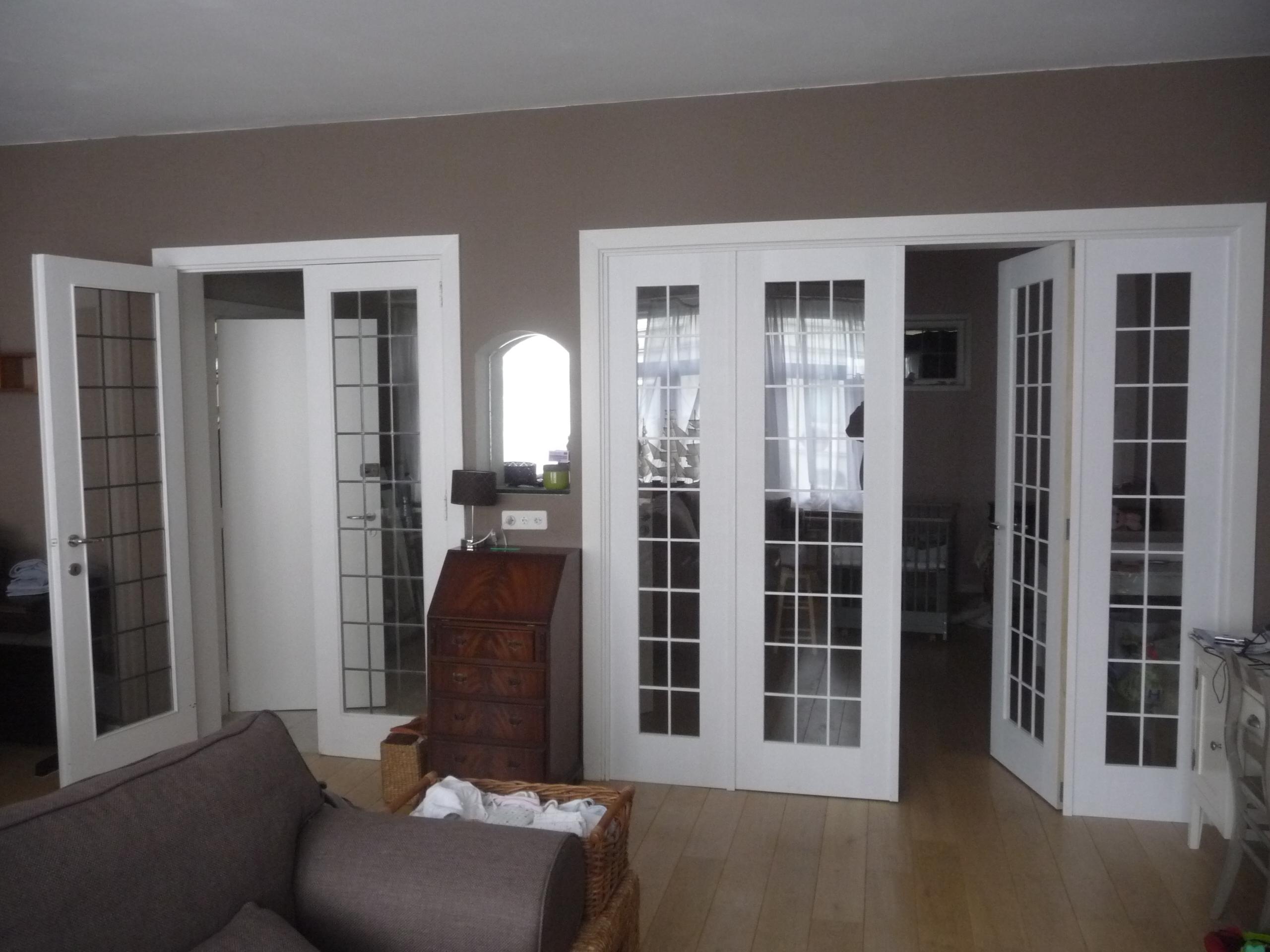 Replica of doors