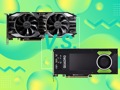 GeForce vs Quadro: What's the Difference?
