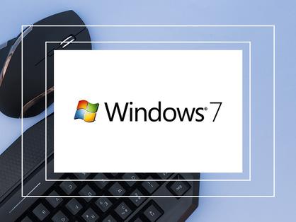 Still Running Windows 7? Well, Stop It