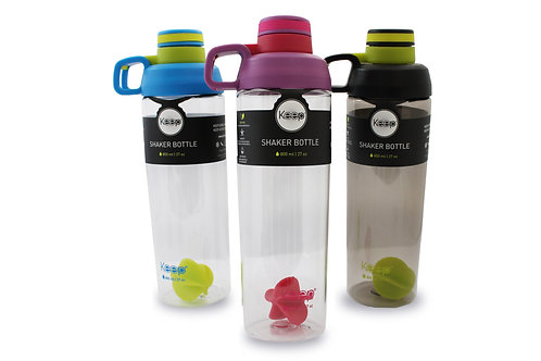 BOTELLA SHAKER 800 ML