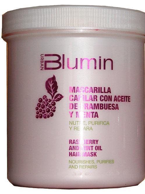 Blumin Mascarilla Capilar Con Aceite De Rambuesa Y Menta