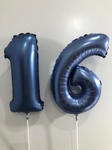 Número 40 cm