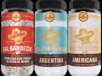 SAL BARBECUE AMERICANO COM PIMENTA DE CABRON - 250G
