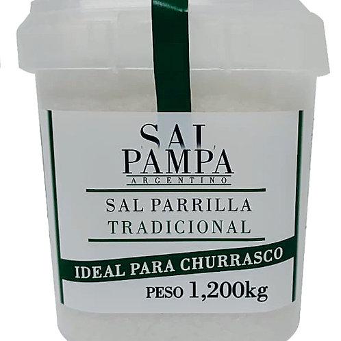 SAL PAMPA PARRILLERA 1,2 KG (TRADICIONAL)