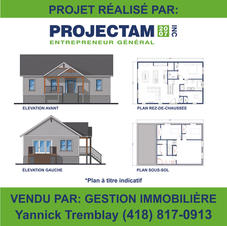 Projet immobilier en cours