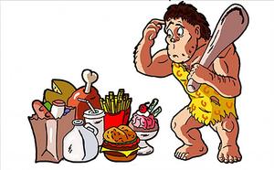 evolucija ishrane