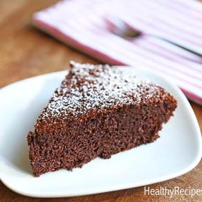 Čokoladna torta sa bademovim brašnom
