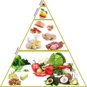 LCHF/Paleo piramida ishrane
