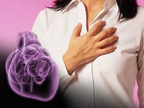 Ženski srčani udar – ima razlike!