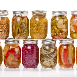 Fermentisana hrana i recepti - LCHF zimnica