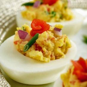 Jaja sa crvenim lukom
