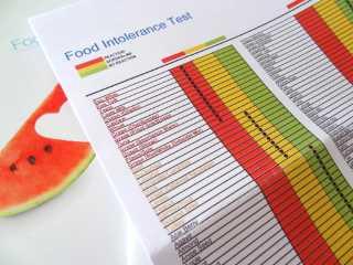 testovi intolerancije na hranu